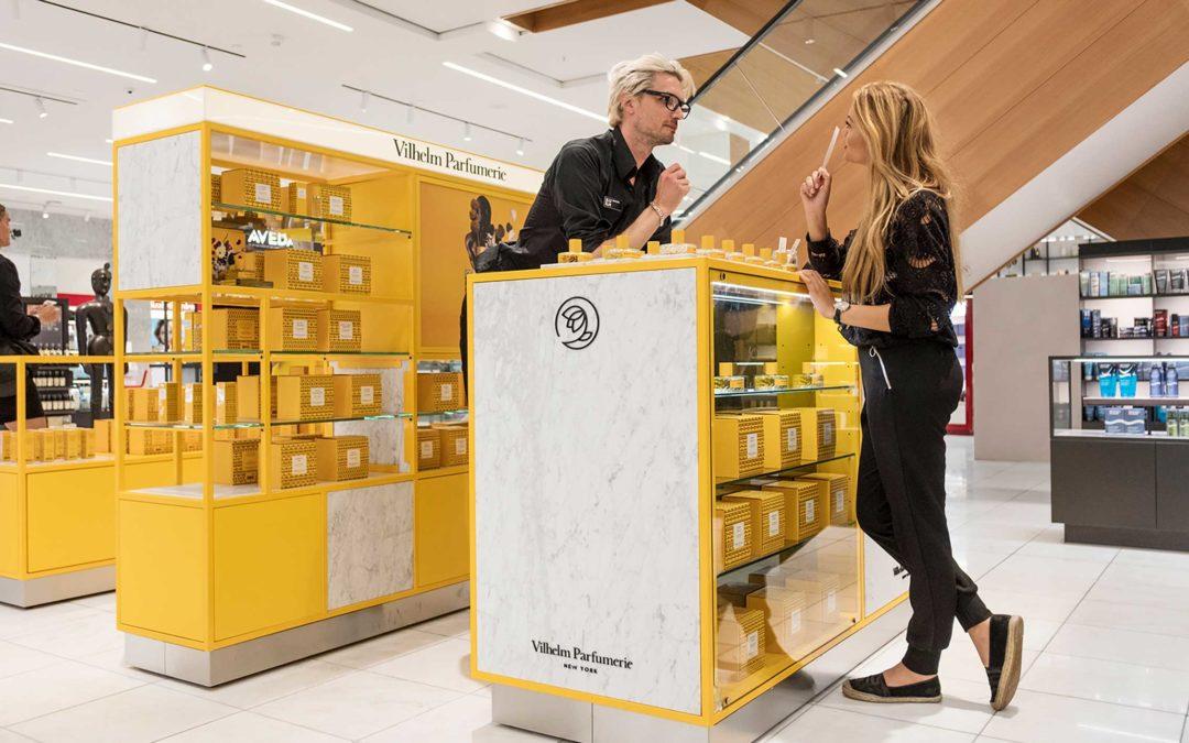 Vilhelm Parfumerie at Illum