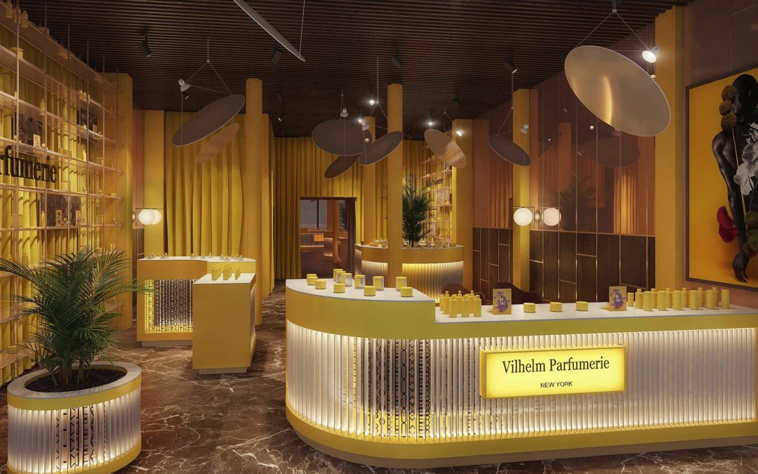 Vilhelm Parfumerie Showroom