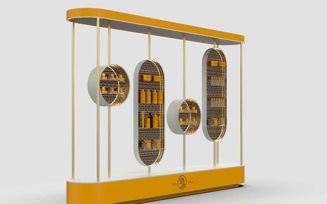 Vilhelm Concept Store Display